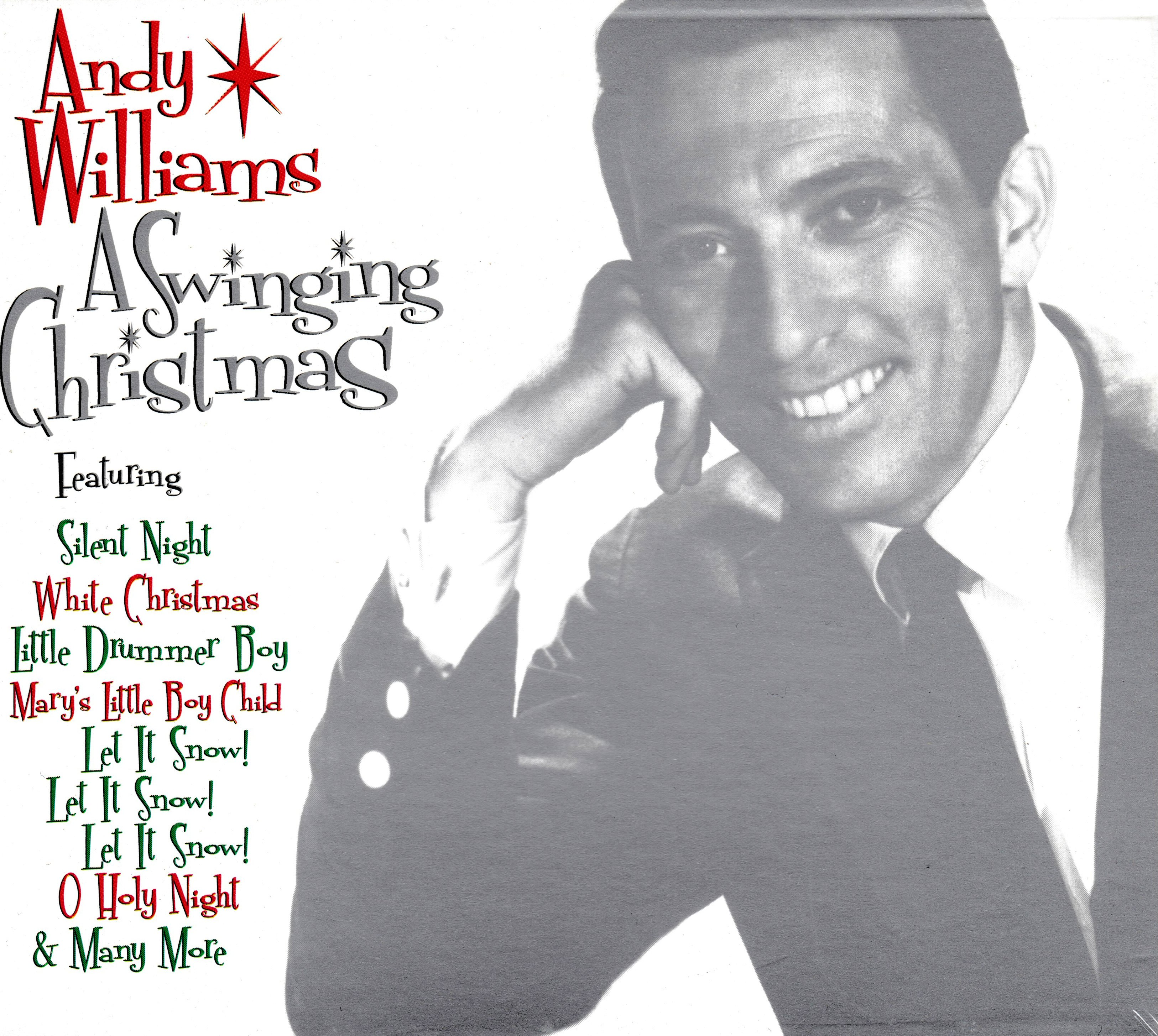 ANDY WILLIAMS - A Swinging Chr