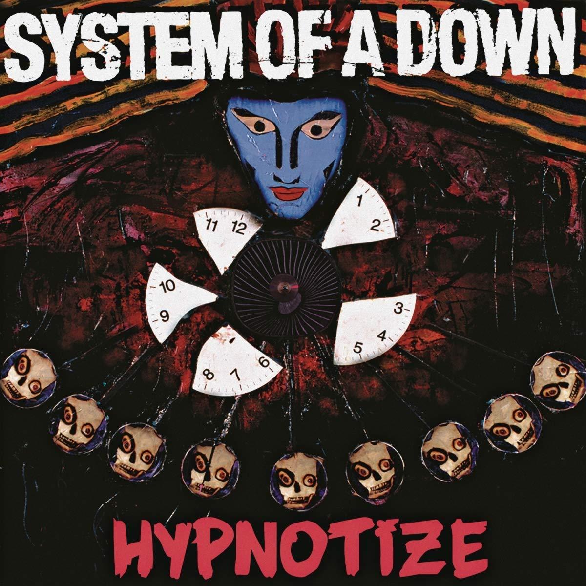4a30fb8edf SYSTEM OF A DOWN - Hypnotize
