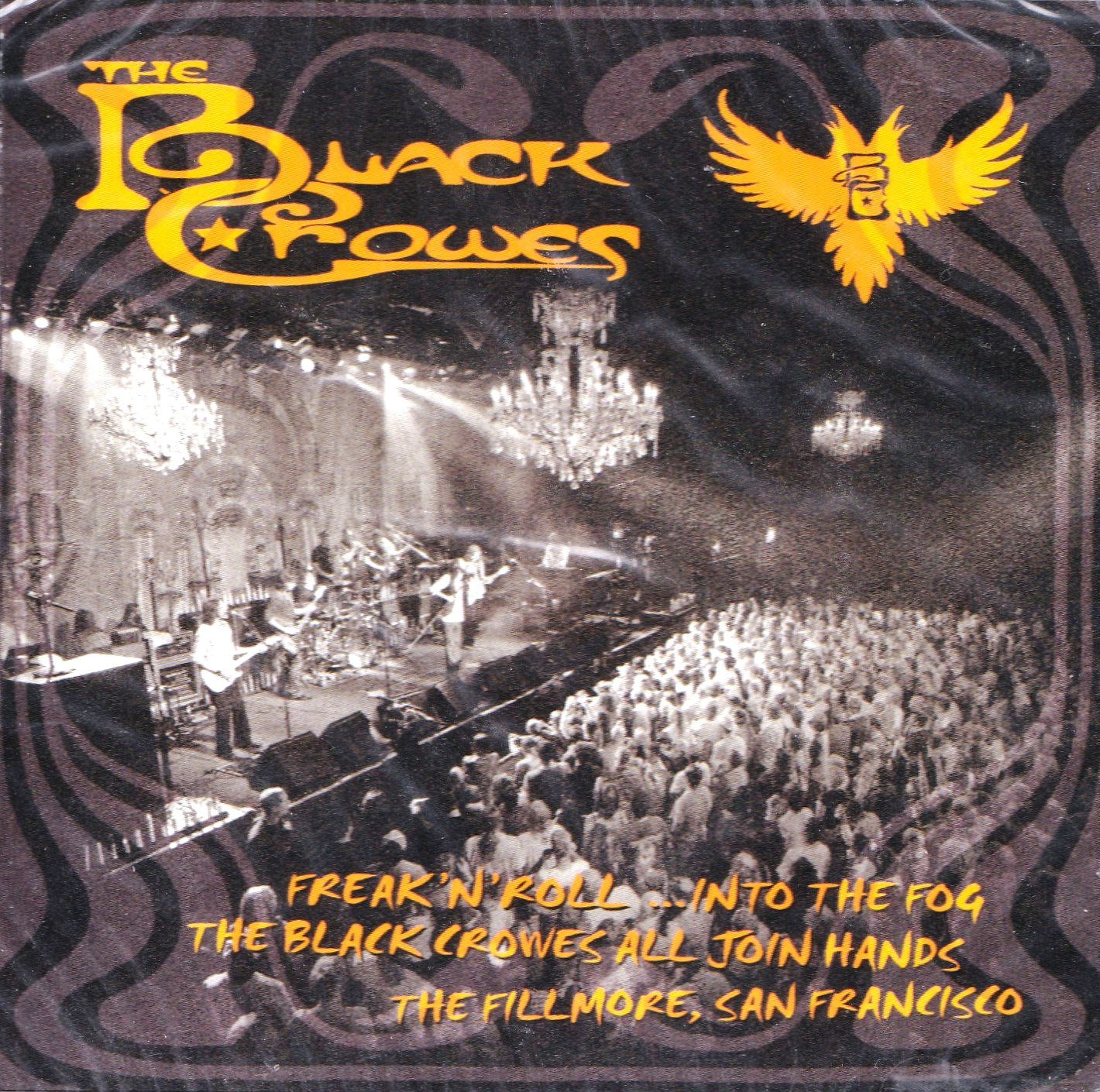black crowes discography at discogs